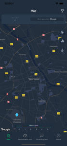 new rfbenchmark ios application